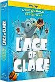 L'Àge de glace - Intégrale - 5 films [Italia] [Blu-ray]
