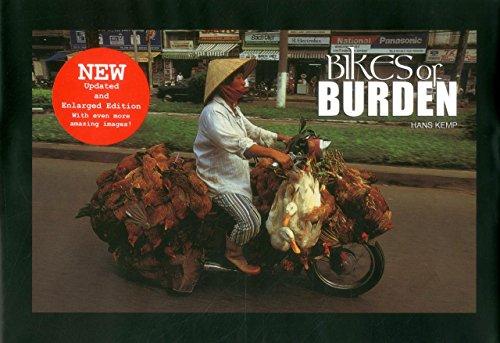Bikes of Burden by Hans Kemp (Illustrated, 8 Nov 2013) Hardcover