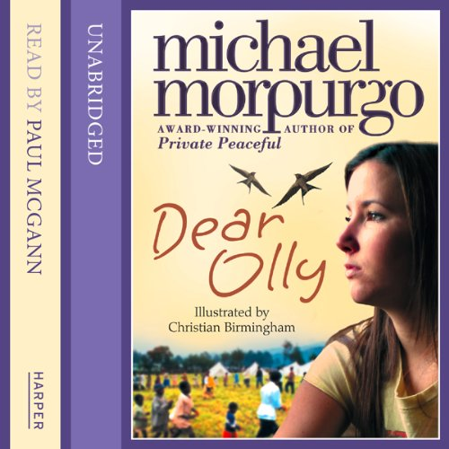 Dear Olly                   By:                                                                                                                                 Michael Morpurgo                               Narrated by:                                                                                                                                 Paul McGann                      Length: 1 hr and 12 mins     17 ratings     Overall 4.1