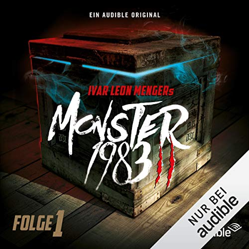 Monster 1983 - Folge 1     Monster 1983, 2.1              By:                                                                                                                                 Raimon Weber                               Narrated by:                                                                                                                                 David Nathan,                                                                                        Luise Helm,                                                                                        Benjamin Völz,                   and others                 Length: 1 hr and 9 mins     Not rated yet     Overall 0.0