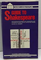 Guide to Shakespeare (Barnes & Noble Outline Series)