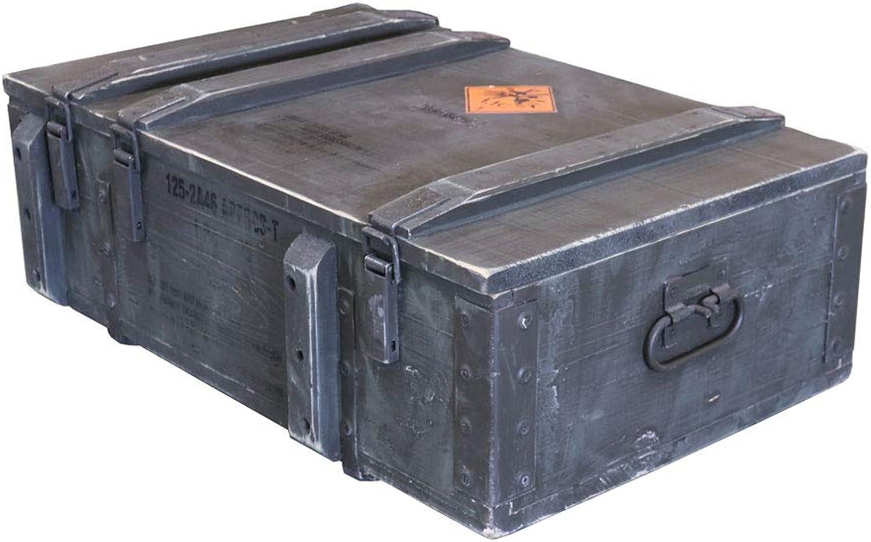 Stylingathome  Munitionskiste naturell XXL