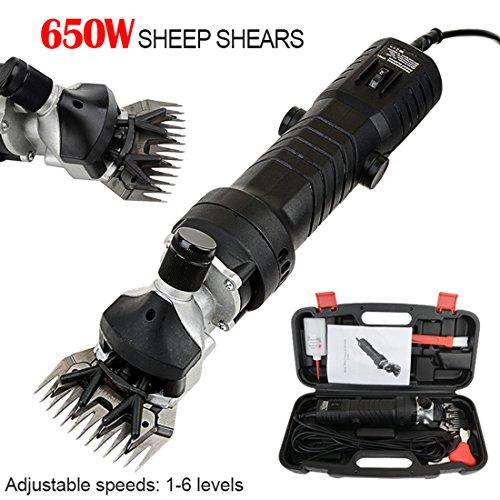 TIJERAS Máquinas para esquiladora ovejas Profesional 650W 220V