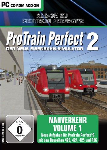 Pro Train Perfect 2 - Nahverkehr Vol. 1 - [PC]