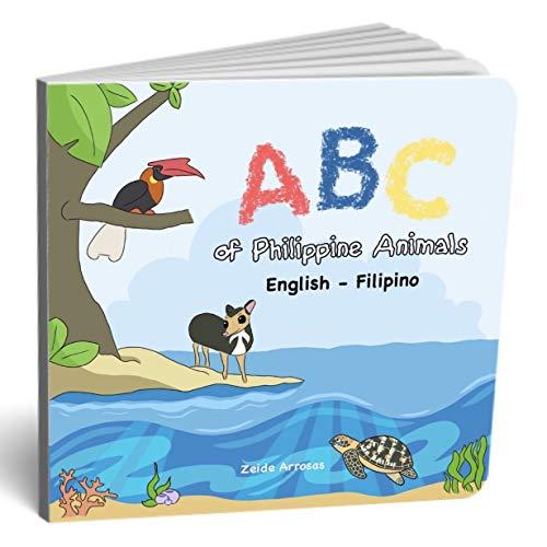 ABC of Philippine Animals English - Filipino