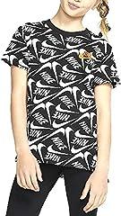 Nike Camiseta con Estampado Sportswear para Niño - CT2777