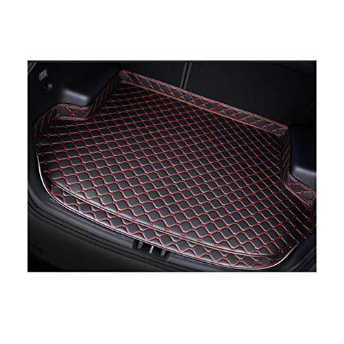 Car Trunk Mat Waterproof High Side Custom-Made leather Trunk Mat,For BMW X1 2008-2019