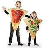 EraSpooky Kid's Halloween Costume Tortilla Chips Food Mascot Toddler Boys Girls, Onesize