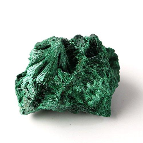 マラカイト 原石 約35g コンゴ・カタンガ州産 孔雀石 1点物 天然石