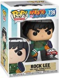 POP Funko Naruto: Shippuden 739- Rock Lee Special Edition