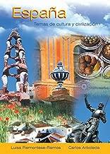 Espana: Temas de cultura y civilizacion