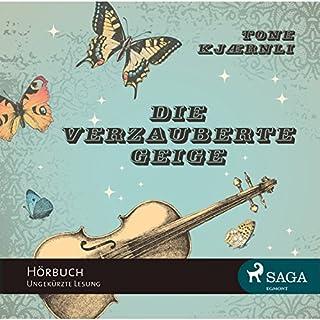 Die verzauberte Geige Titelbild