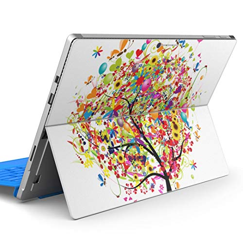 igsticker Ultra Thin 3M Premium Protective Back & Side Body Stickers Skins Universal Tablet Decal Cover for Microsoft Surface Pro 4/ Pro 2017/ Pro 6(2018) 002760