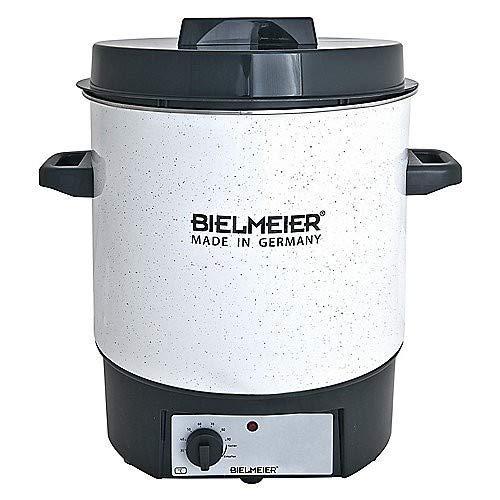 Bielmeier 480028 BHG 480.0 Einkochautomat, Emaille/Kunststoff