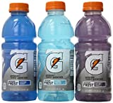 Gatorade Frost Beverage Variety Pack (24 Pack /20 Fl Ounce Net Wt 480 Fl Ounce ),