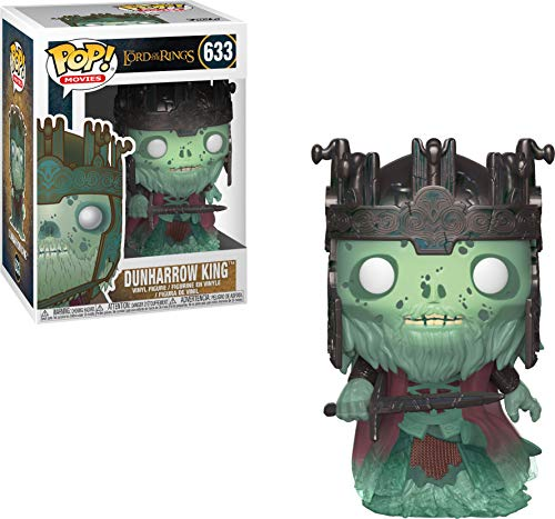 THE LORD OF THE RINGS - POP FUNKO VINYL FIGURE 633 DUNHARROW KING 9CM