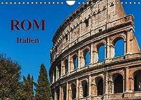 Rom-Italien / Geburtstagskalender (Wandkalender 2022 DIN A4 quer): Ein Spaziergang durch die historische Altstadt der italienischen Hauptstadt Rom (Geburtstagskalender, 14 Seiten )