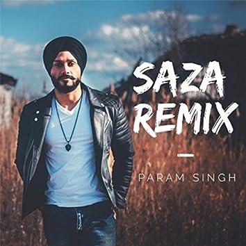 Saza (Remix)