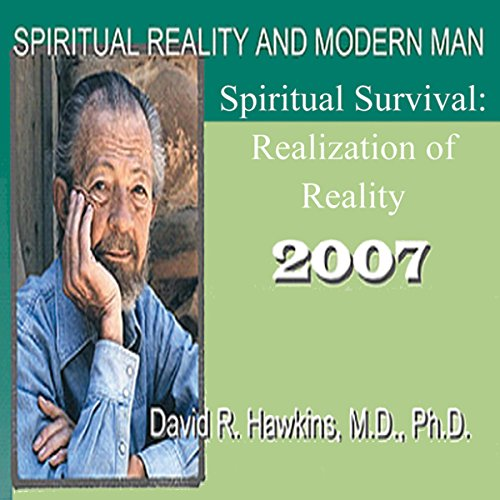 Spiritual Reality and Modern Man: Spiritual Survival: Realization of Reality Titelbild