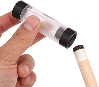 Billiards Pool Cue Tip Repair Tool Billiard Cue Accessories Trimmer/Burnisher/Shaper/Tapper