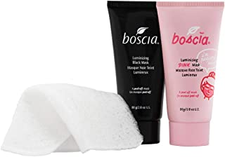 Boscia Most Wanted Charcoal Masking Made Easy Set, 3 ct
