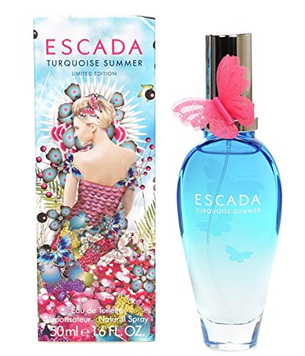 Escada Limited Edition türkis Summer Eau de Toilette Spray 50 ml