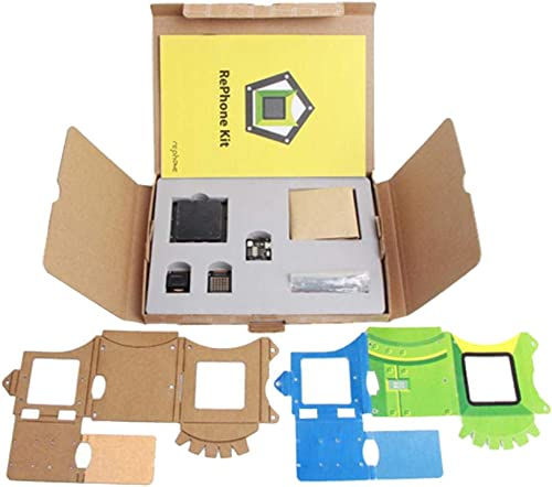 venta al por mayor barato Homyl Homyl Homyl RePhone Kit Creat DIY Mobile Phone Suite de Telefono Celulares  tienda de ventas outlet