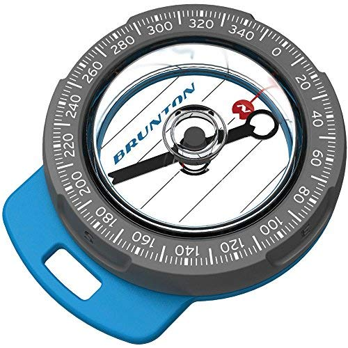 Brunton Tag Along Zipper Pull Compass