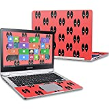 MightySkins Skin Compatible with Samsung Notebook 7 Spin 13.3' (2016) wrap Cover Sticker Skins Dead Eyes Pool