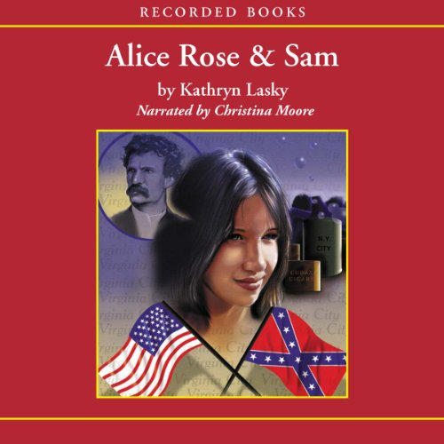 Alice Rose and Sam audiobook cover art