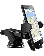 Owme Car Mount Adjustable Car Phone Holder Universal Long Arm, Windshield for Smartphones New