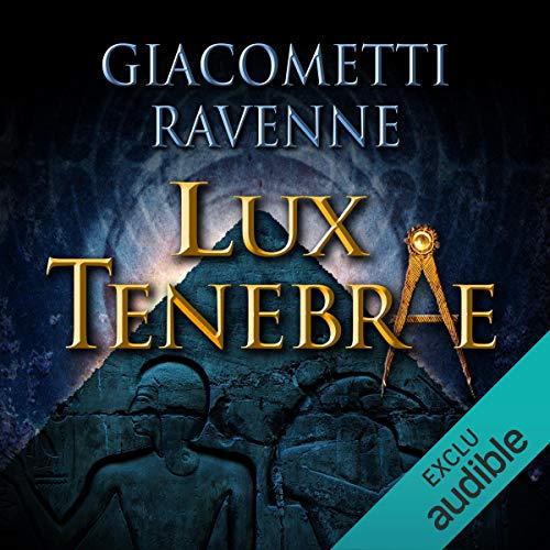 Lux tenebrae audiobook cover art