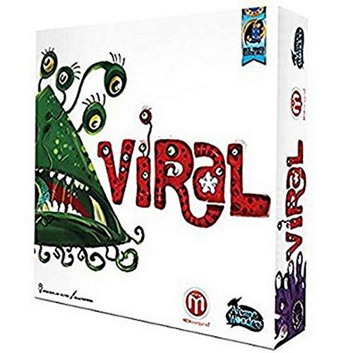 Move the Game Edizioni Viral, Mehrfarbig, VRLI