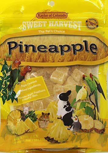 Sweet Harvest Pineapple Treat