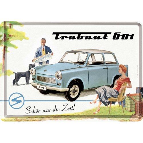 Nostalgic Art Blechpostkarte, Bunt