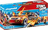 Playmobil Stunt Show Crash Car Multicolor, 34.8 x 18.7 x 0.9 cm