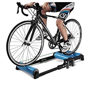 Z6 Bike Trainer Stand Bicycle Roller Riding Platform Mountain Bike Riding Platform Indoor Training Platform for Mountain Roads Fitness Equipment