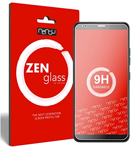 ZenGlass (2 Stück Flexible Glas-Folie kompatibel mit Gigaset GS370 Panzerfolie I Bildschirm-Schutzfolie 9H I (Kleiner Als Das Gewölbte Bildschirm)