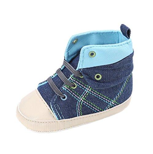Calzado Auxma Zapatos de niño Suaves Antideslizantes del niño del Zapato de...