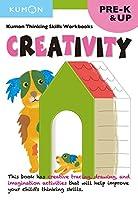Pre-K Creativity (Kumon Thinking Skills Workbooks)