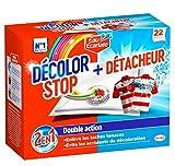 Décolor Stop 2en1 + Détacheur - 22 sachets
