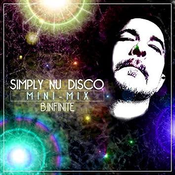 Simply Nu Disco (Mini-Mix)