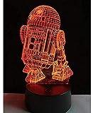 Illusionslichter Nachtlichter Heißes japanisches Cartoon-Spiel 3Dusb Touch Led Light Tierfigur Charmander Kleines Feuer Drachen Kinder Schlafgeschenk E @ Cartoon-is-is