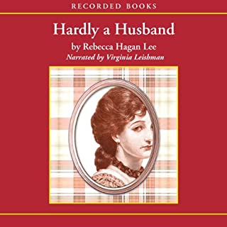 Hardly a Husband audiobook cover art