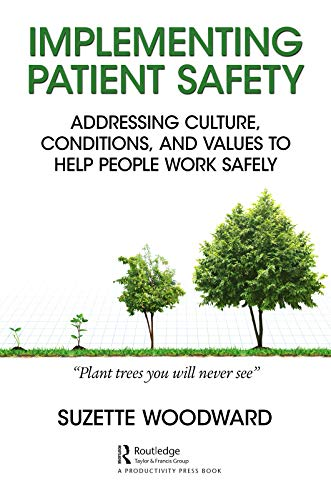 Implementing Patient Safety: Addressing Culture, Conditions and Values to Help People Work Safely (English Edition)