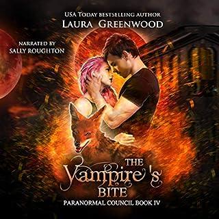 The Vampire's Bite cover art