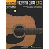 Hal Leonard Guitar Method: Fingerstyle Guitar Songs (Book/Online Audio)