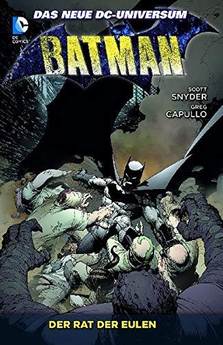 Batman, Bd. 1: Der Rat der Eulen