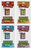 Worlds Smallest Teenage Mutant Ninja Turtles (Bundle of 4)