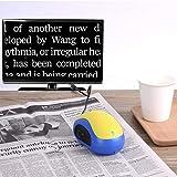 HLGQ Ingranditori Digitali Mouse, con 2X-70X Dispositivo di Acquisizione di Ingrandimento/Immagine È Un Piccolo Topo, Il Supporto TV E Uscita USB, Giallo